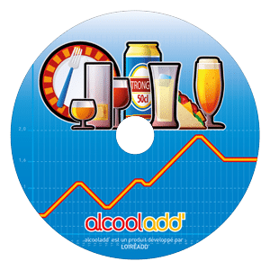 CD-Rom Alcoolad