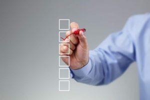 Questionnaires d'auto-évaluation