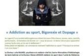 Rencontre Thématique «Addiction au sport, Bigorexie et Dopage»