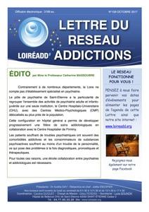 La lettre du réseau addictions - N°109 - Psychiatrie