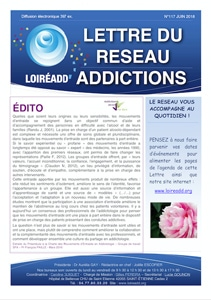 Newsletter Loireadd numéro 117 - Juin 2018
