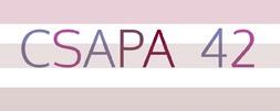 Logo CSAPA 42