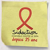 SIDACTION les 5, 6 et 7 Avril 2019