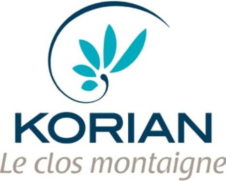 Logo Korian Le Clos Montaigne