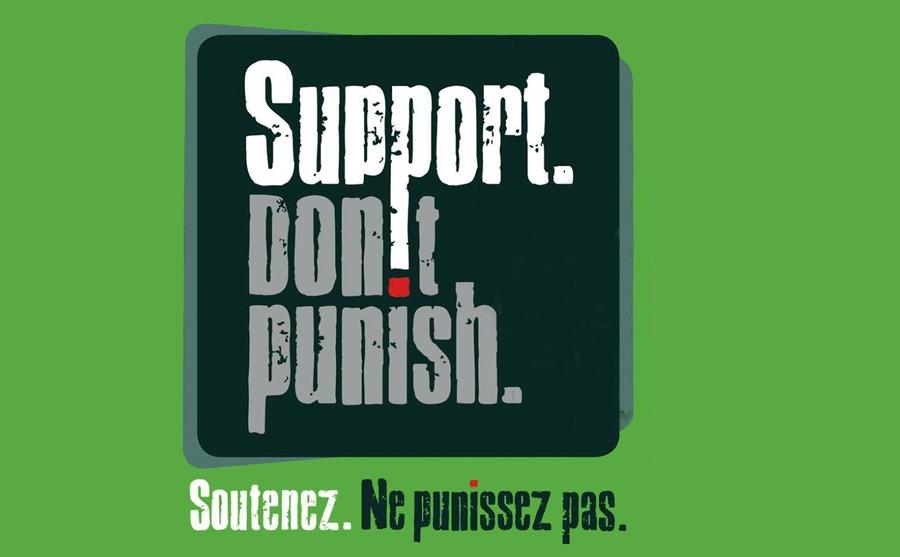 Projection / débat – Journée mondiale «Support don't punish» – 26 Juin