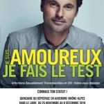 QUINZAINE DU DEPISTAGE Auvergne Rhône-Alpes dans la Loire, du 25 Novembre au 8 Décembre 2019
