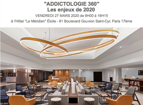Colloque Addictologie 360